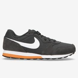 Zapatillas Nike MD Runner Grises Niño (36,5-40)