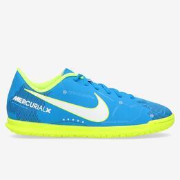 Botas Fútbol Sala Nike Mercurialx Niño (36-38.5)