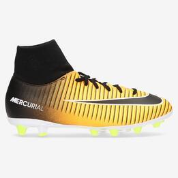 Botas Fútbol Calcetín CR7 Nike Niño (36-38.5)