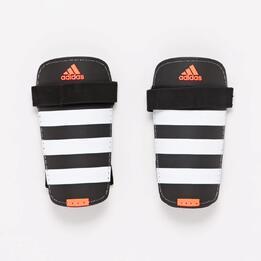 Espinilleras Fútbol adidas Everlite Negro Niño