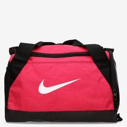 Bolsa Deporte Nike Brasilia Duffel Rosa 6f7690f4c919a