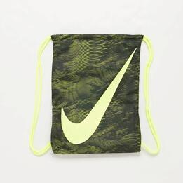 Gymsack Nike Verde Flúor