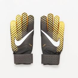 Guantes Portero Negro Nike Hombre