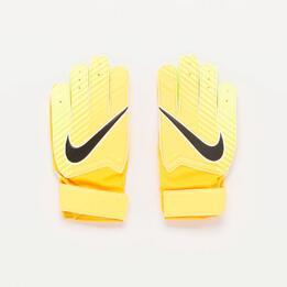 Guantes Portero Nike Amarillos Niño