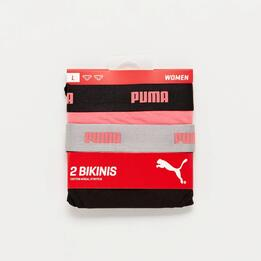 Pack Braguitas Puma Plata