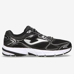 Zapatillas Running Joma Speed Negras Hombre