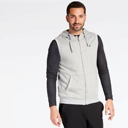 Chaleco Gris Up Basic