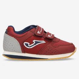 Sneakers Joma Granate Niño (22-29)