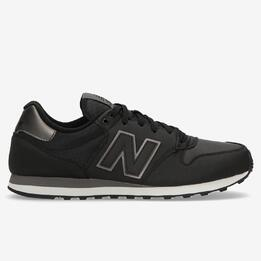 Sneakers New Balance GM 500 Negras Hombre