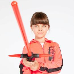 Chándal Star Wars Coral Niña (10-16)