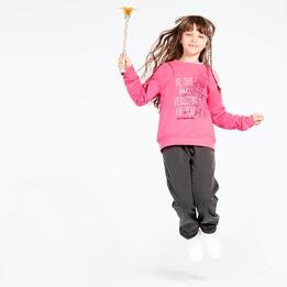 Chandal Bella Durmiente Fucsia Niña (10-16)