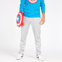 Pantalón Marvel Gris Hombre
