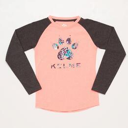 Camiseta Coral Niña Kelme