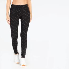 Leggins Estampado Negro Up