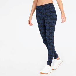 Leggins Estampado Azul Up