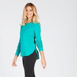 Camiseta Verde Up Basic