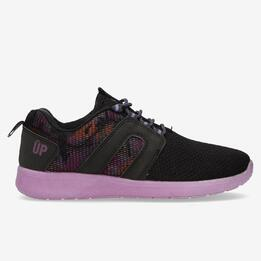 Zapatillas Grises Mujer Up Dylan