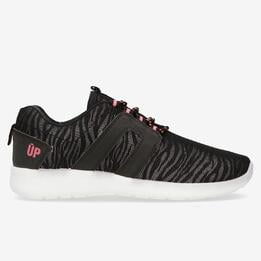 Zapatillas Negras Mujer Up Dylan