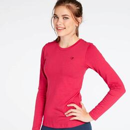 Camiseta Fucsia Up Basic