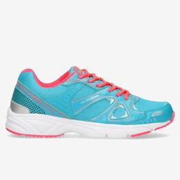 Zapatillas Running Azules Ipso Tech ir-3000