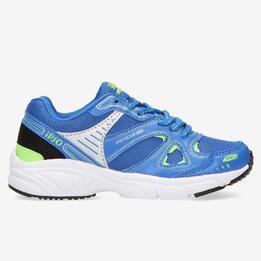 Zapatillas Running Azules Niño Ipso (28-35)