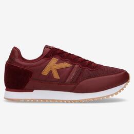 Sneakers Kelme Morado Mujer