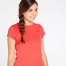 Camiseta Coral Mujer Up