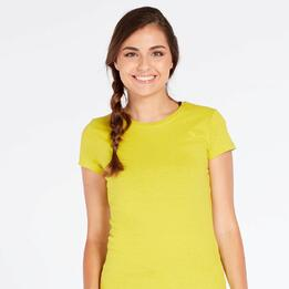Camiseta Básica Lima Mujer Up