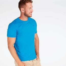 Camiseta Azul Royal Hombre Up Basic