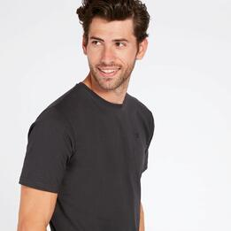 Camiseta Gris Hombre Up Basic