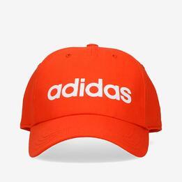 Gorra adidas Neo Daily Roja
