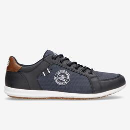 Zapatillas Silver Azul Marino