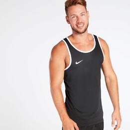 Camiseta Tirantes Nike Crossover Negra