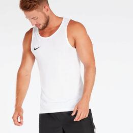 Camiseta Tirantes Nike Crossover Blanca