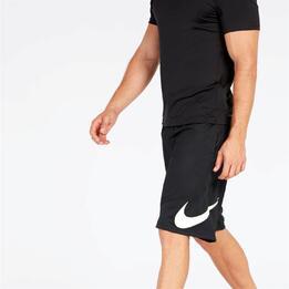 Pantalón Basket Negro Nike