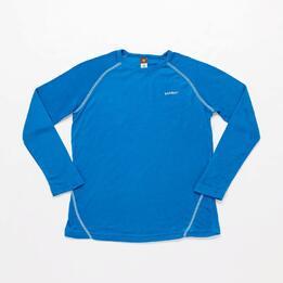 Camiseta Interior Azul Boriken Junior