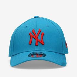Gorra Yankees Azul Hombre New Era