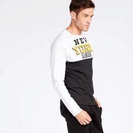 Camiseta Blanca Silver Langreo
