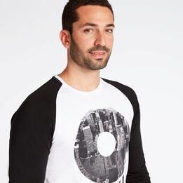 Camiseta Blanca Silver Laviana
