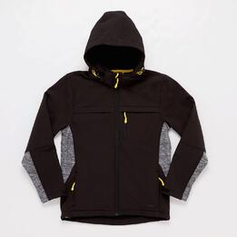 Softshell Negro Junior Boriken