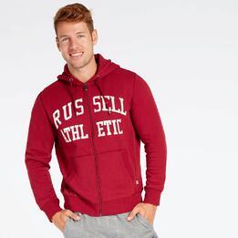Chaqueta Roja Russell Athletic