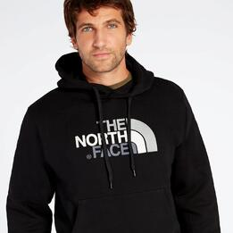 Sudadera The Nort Face Negra