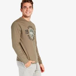 Camiseta Kaki Russell Athetic