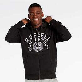 Sudadera Russell Athletics Negra