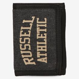 Monedero Gris Russell Athletic
