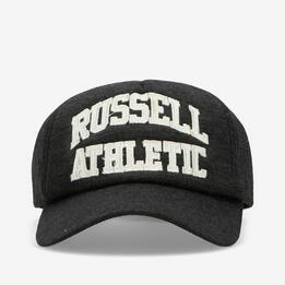 Gorra Gris Oscuro Russell Athletic