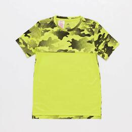 Camiseta adidas Junior Pistacho