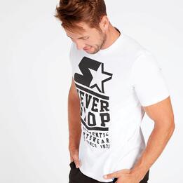 Camiseta Blanca Starter Jordon