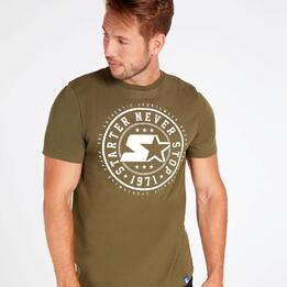 Camiseta Kaki Starter Jordon