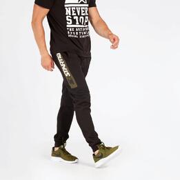 Pantalón Chándal Negro Starter Hughes